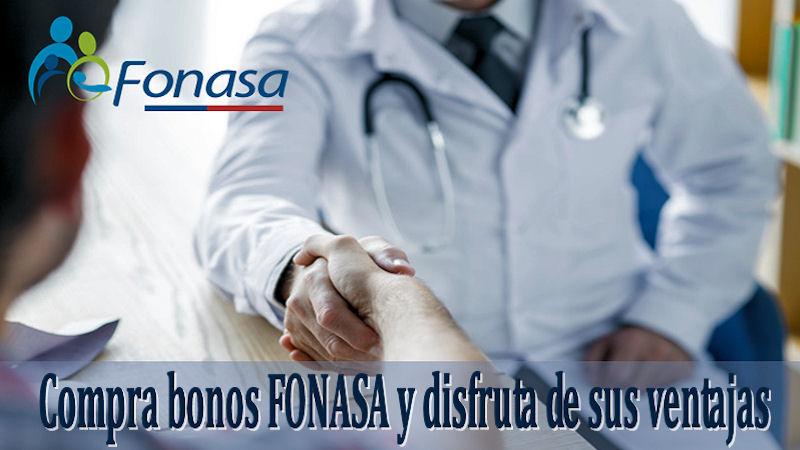 adquiere bonos FONASA