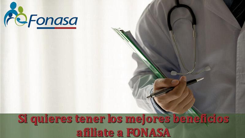 FONASA como inscribirte