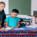 Conoce qué es y cómo obtener el certificado de inhabilidad para trabajar con niños